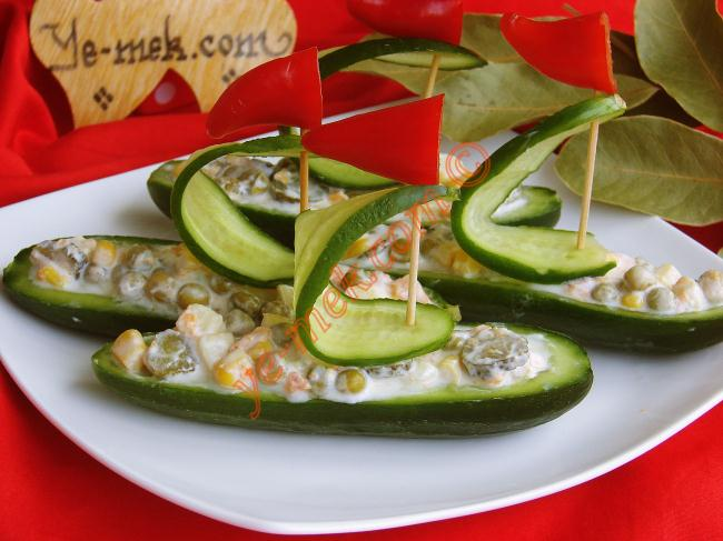 Yelkenli Salatalık